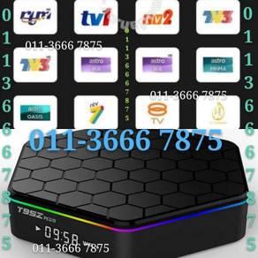 GREAT fullSTRO PLUS tv box core android new tvbox