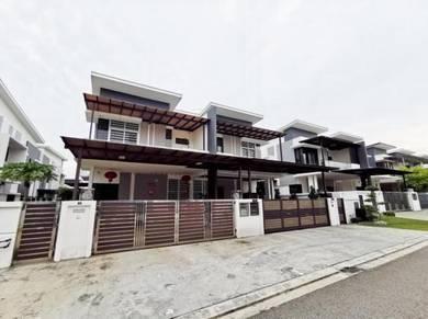 Bukit Indah 11 Garden Villas Double Storey Cluster fully Renovated