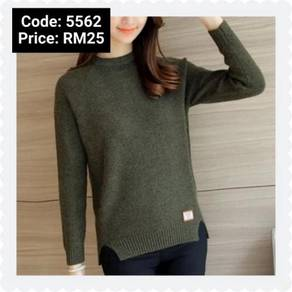 5562 Loose Pullover Sweater