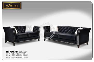 Chesterfield 2S,1S & 3 Seater Sofa