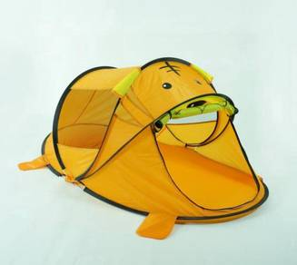 Kids Play House Tent ( CH 1002 ) Tiger