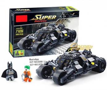 Decool 7105 Super Heroes Batman Tumbler
