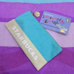 Starbuck Pouch From Bangkok