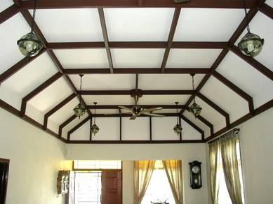 Ceiling Cornice Dome Art Wood Works Roof Repair