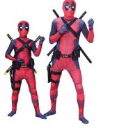 Deadpool Cosplay Costume For Adults