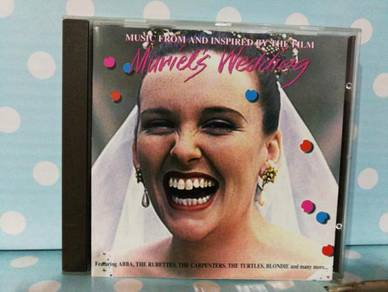 CD Muriel's Wedding Film Soundtrack