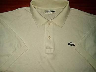 Authentic LACOSTE JAPAN #3 SzM Ladies Polo Shirts