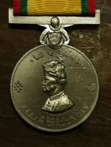 Malaysia 1943 Kedah Sultan Installation Medal