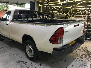 Toyota Hilux Revo Single Cab TRD Sporty Roll Bar