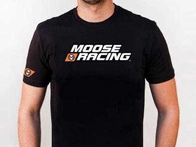 Tshirt Baju MOOSE RACING TSV Siap Pos Laju