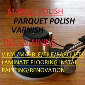 House Offices Services All Type Flooring Polish