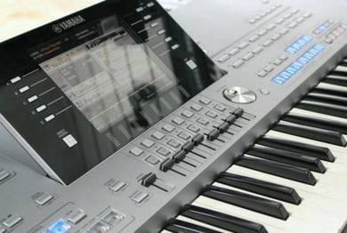 Yamaha Tyros 5 76 Note Workstation