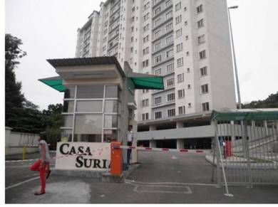 Casa Suria Condo, Batu 9 Cheras For Rent