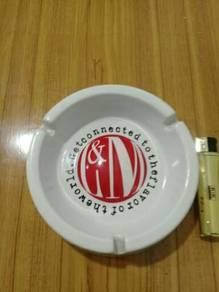 119 Bekas abu ashtray LM NOS
