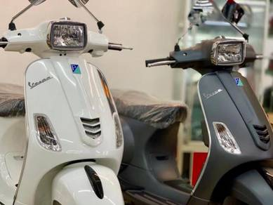 Vespa S 125 (Free Apply Senang Lulus) Must View