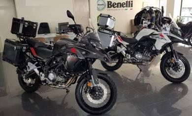 Benelli trk 502 trk502 X ABS