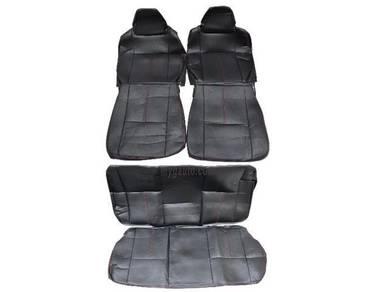 Cover Seat Kulit PVC KANCIL 660 850 - BARU
