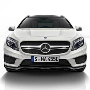 Mercedes GLA Grill X156 grille GLA45 grille