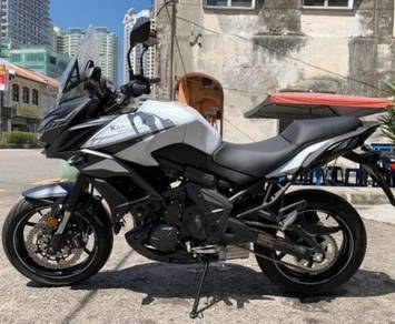 2020 Kawasaki Versys650 Versys 650 ABS New Colour