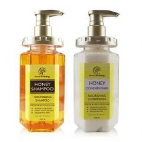 Natural Honey Hair Shampoo + Conditioner