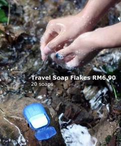 Travel Soap Flakes