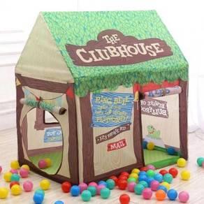 Kids Play House Tent ( CH1007 ) Club House