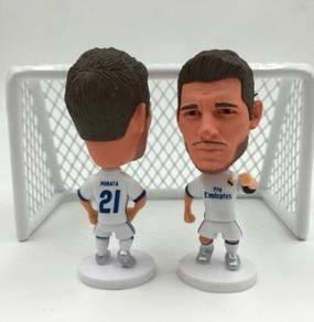 Álvaro Morata(21) toy real madrid
