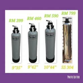 Water Filter / Penapis Air SIAP PASANG j44