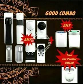 X.4 Promosi Penapis Air Cuckoo Water Filter