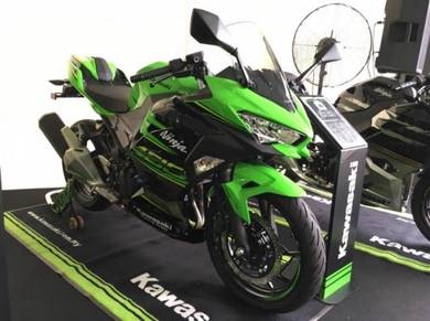 Kawasaki Ninja 400 Abs SE