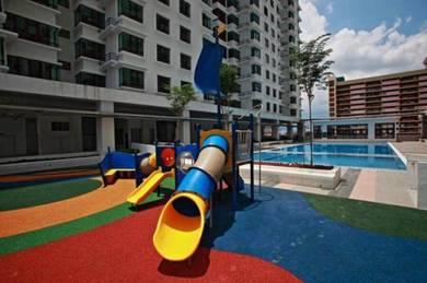 1062SF CHEAP PRICE Rafflesia Condominium, Sentul