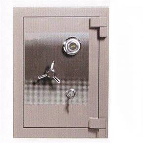 Fire Proof Home Safe Box Series, SS-3 ( 235 kgs )