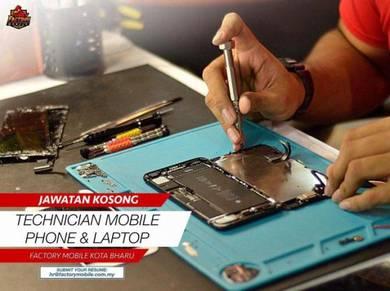 Technician phone & laptop board [ jawatan tetap ]