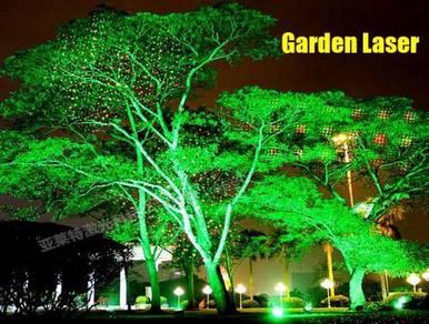Garden Light Projection Deco Effect