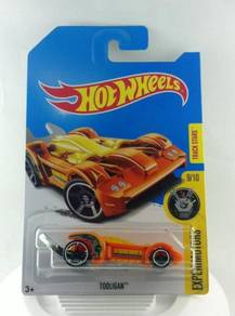 Hotwheels 17 HTH Experimotors Tooligan #9 Orange