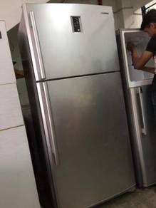 Samsung Big fridge Peti Sejuk Ais Refrigerator
