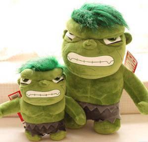 Avenger the hulk cute pillow