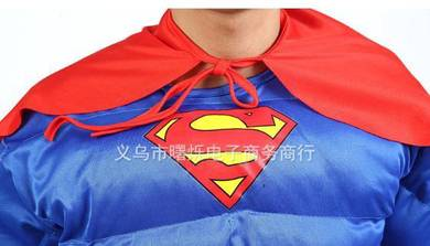 Superhero superman cosplay halloween