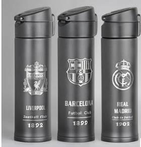 Barcelona Real madrid Liverpool bottle