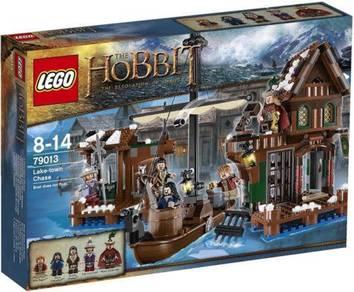 LEGO The Hobbit 79013 - Lake-town Chase