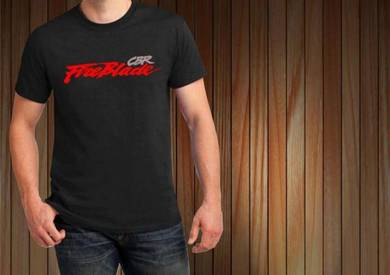 Tshirt Baju FIREBLADE CBR F1 TSV Siap Pos Laju