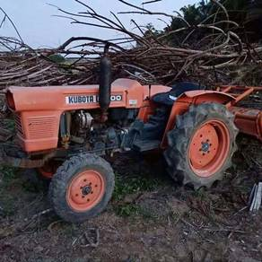 Kubota 1500 L1501DT 4WD Tractor