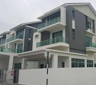 3 Storey Semi-d Taman Perkasa Jaya Near to Khuntai Butterworth