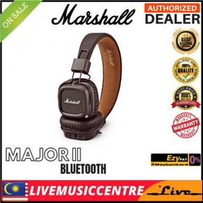 Marshall Major 2 Bluetooth Headphones (Major II)