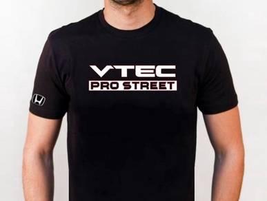 Tshirt Baju HONDA VTEC H18 TSV Siap Pos Laju