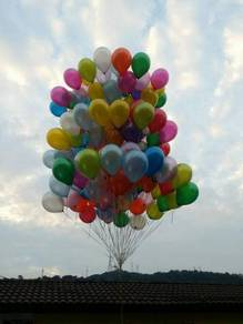 Perasmian 150 helium belon - 001983