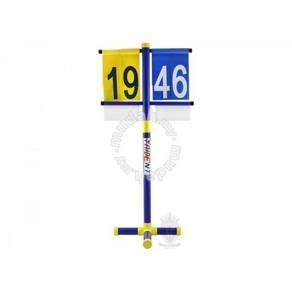 18RA Trident Portable Standing Scoreboard