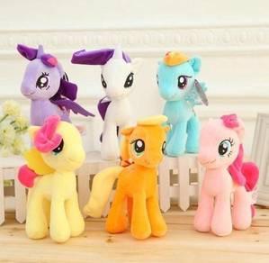 [O F F E R] Softplush Doll Toy My Little Pony 30CM
