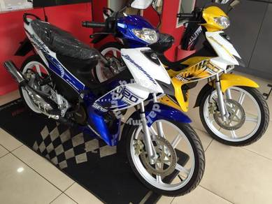 Modenas Dinamik 120 ~ 2 Stroke ~ Super Moped