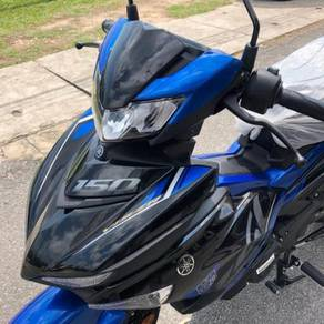 Yamaha y15zr v2 low monthly low otr